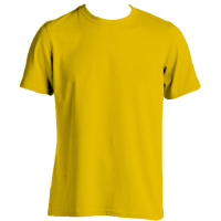 Yellow Shirt Design